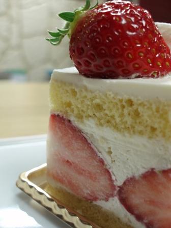タカギのいちごショートケーキ