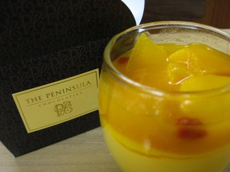 peninsula mango pudding.JPG